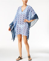 MICHAEL Michael Kors Summer Breeze Printed Tunic Cover-Up