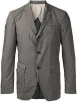 Wooster + Lardini - flap pocket blazer - men - Cotton - 46