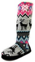 Muk Luks Grace Women US 6.5 Multi Color Winter Boot