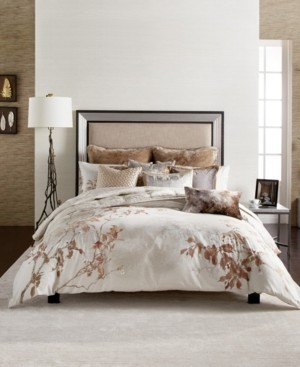 Michael Aram Cherry Blossom Duvet, Queen Bedding