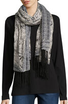Big Buddha Scarf Paisley Day Wrap