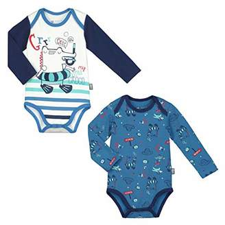Camilla And Marc Set of 2 7pk Baby Boys 'Long Sleeve crocoboy - Size 6 Months (68 cm)