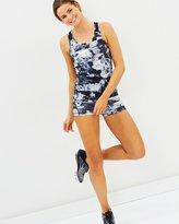 Nike Women's Pro Flower Jams 3 Inch Shorts