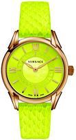 Versace Dafne Collection VFF050013 Women's Stainless Steel Quartz Watch