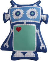 Pem America Robot Throw Pillow