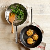 Williams-Sonoma Signature Thermo-CladTM Stainless-Steel Fry Pan Set