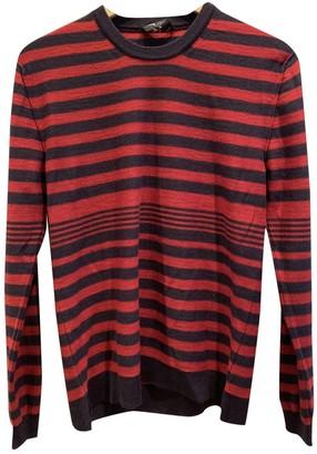 Sonia Rykiel Red Wool Knitwear for Women