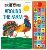 Eric Carle Around the Farm Play-A-Sound Book