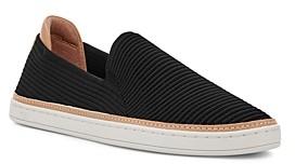 UGG Women's Sammy Knit Slip On Sneakers
