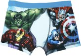 Cartoon Character Products Marvel Avengers Assemble Boys Boxer Shorts - 4-10 Y