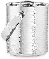 Williams-Sonoma Hammered Stainless-Steel Ice Bucket