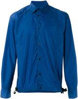 Marni light weight shirt jacket - men - Polyamide - 46