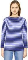 SteveJ & YoniP Steve J & Yoni P Striped Cotton Jersey T-Shirt