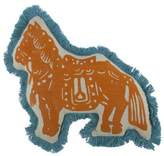 Thomas Paul Horse Flax Pillow