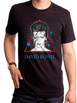 Goodie Two Sleeves David Bowie Aladdin Sane Pyramid Tee - Men's Regular