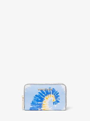 Michael Kors Small Tie Dye Wallet