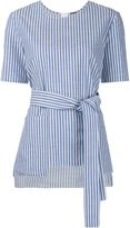 ADAM by Adam Lippes striped belted top