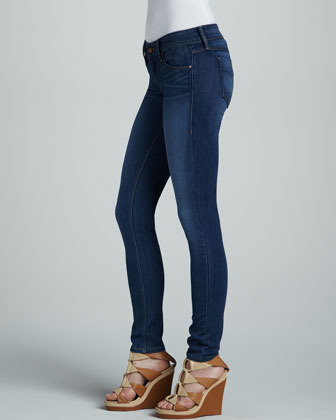 Sold Denim Stretch Skinny Jeans