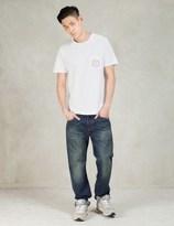 Levi's Denim Classic 501 Washed Jeans
