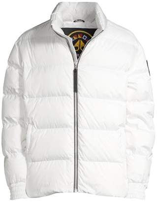 Moose Knuckles Maginot Quilted Puff Jacket