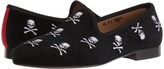 Del Toro Skull Bones Embroidered Slipper Men's Shoes