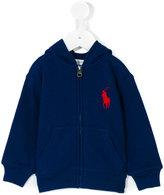 Ralph Lauren classic hoodie - kids - Cotton - 12 mth