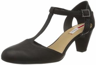 S'Oliver Women's 5-5-24403-24 T-Bar Heels
