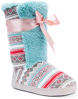 Muk Luks Women's Jewel Boot Slipper