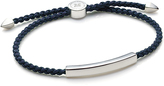 Monica Vinader Linear Men's Friendship Bracelet