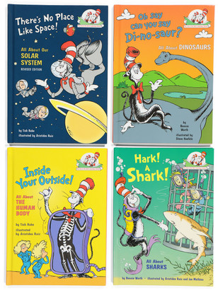 The Cat In The Hat Learning Library Favorites Book Set