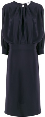 Victoria Victoria Beckham Dolman Sleeve Dress