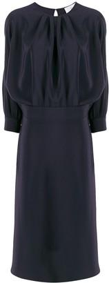 Victoria Victoria Beckham dolman sleeve dress
