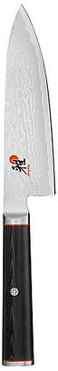 "Kaizen Chef's Knife - Silver/Black - Miyabi - 9.5"""