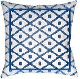 Surya Indigo Pillow