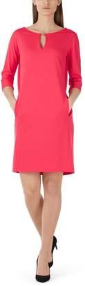 Marc Cain womens Kc 21.73 J24 Midi Knitted Long Sleeve Dress