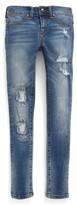 Joe's Jeans Girl's Distressed Jeggings