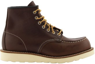 Red Wing Shoes Classic Boot Brown Moc Briar Oil