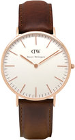 Daniel Wellington 0109DW Bristol Watch Brown