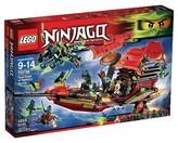 Lego Ninjago Destiny's Bounty 70738