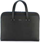 Furla Vulcano slim briefcase