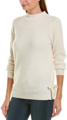 J.Mclaughlin Wool & Cashmere-Blend Sweater