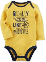 Carter's Cool Like My Auntie Cotton Bodysuit, Baby Boys (0-24 months)