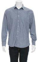 Glanshirt Long Sleeve Button-Up Shirt