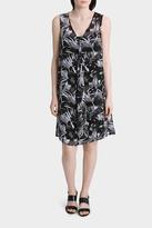 Regatta Ruffle Front Sleeveless Dress