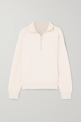 Vince Cozy Fleece Sweater - Off-white
