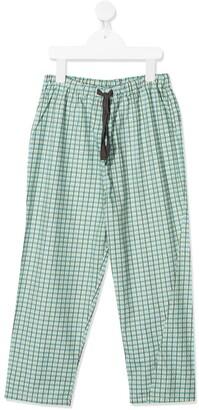 Caramel Chelsea trousers