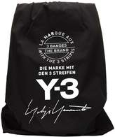 Y-3 Branded Backpack