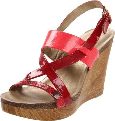 Bandolino Women's Volume Wedge Sandal