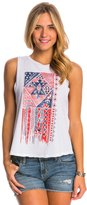 Billabong Tribal Flag Tank 8147253