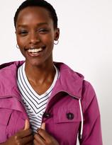 Marks and Spencer Cotton Parka Jacket